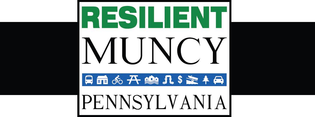 Muncy Resiliency Logo